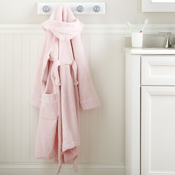 Snuggly 100% Cotton Terry Cloth Bathrobe by Birch